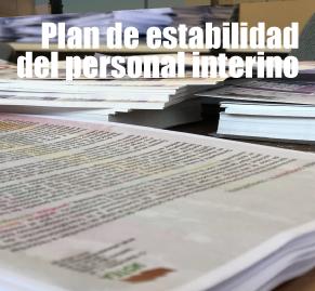 Convocadas por USTEA, más de 1000 personas venidas de toda Andalucía se manifestaron en Sevilla el 16 de diciembre de 2017, reclamando el acceso diferenciado y un plan de estabilidad para el profesorado interino